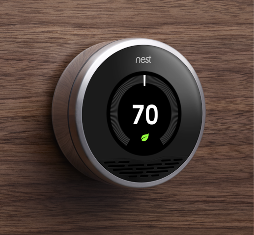 Nest, the learning thermostat